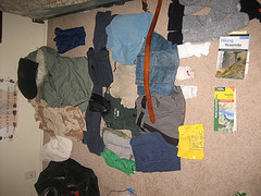 Yosemite Camp Gear - clothing